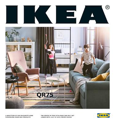 IKEA  Catalog 2019 → Qatar