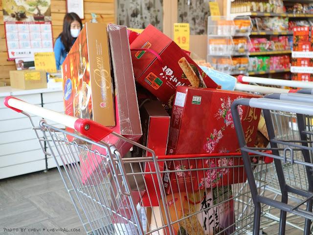 IMG 9112 - 熱血採訪│台灣E食館,年貨糖果餅乾禮盒買到剁手手!甜甜價讓你們吃得嘴甜心也甜!