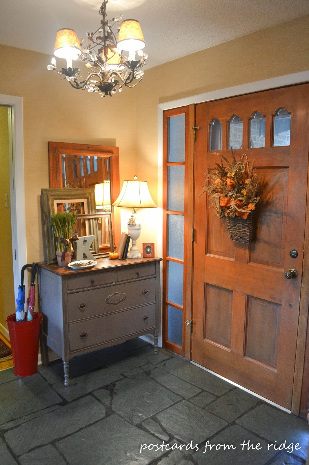 1960's updated ranch style home tour - Debbiedoos