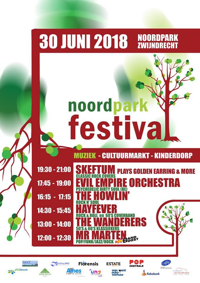 Gedicht In Evenwicht Noordpark Festival