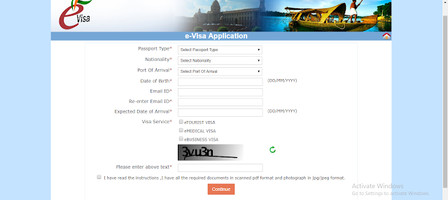 Tips to Apply Online VISA for India