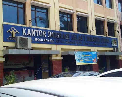 Alamat Telepon Kantor Imigrasi Jakarta Utara