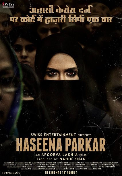 full cast and crew of Bollywood movie Haseena: Parkar 2017 wiki, Shraddha Kapoor, Siddhanth Kapoor, Ankur Bhatia, Haseena: Parkar story, release date, Haseena: Parkar Actress name poster, trailer, Video, News, Photos, Wallapper