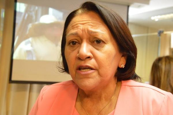 Comissão pede desaprovação das contas da governadora eleita Fátima Bezerra