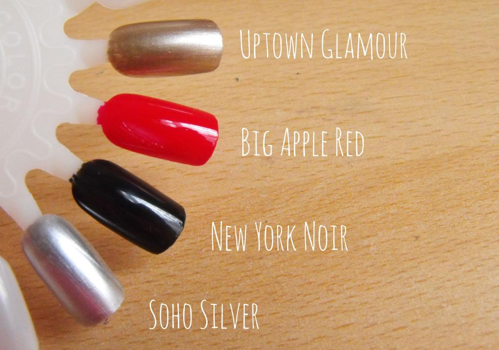 Kate Spade New York Nails Inc Nail Polishes