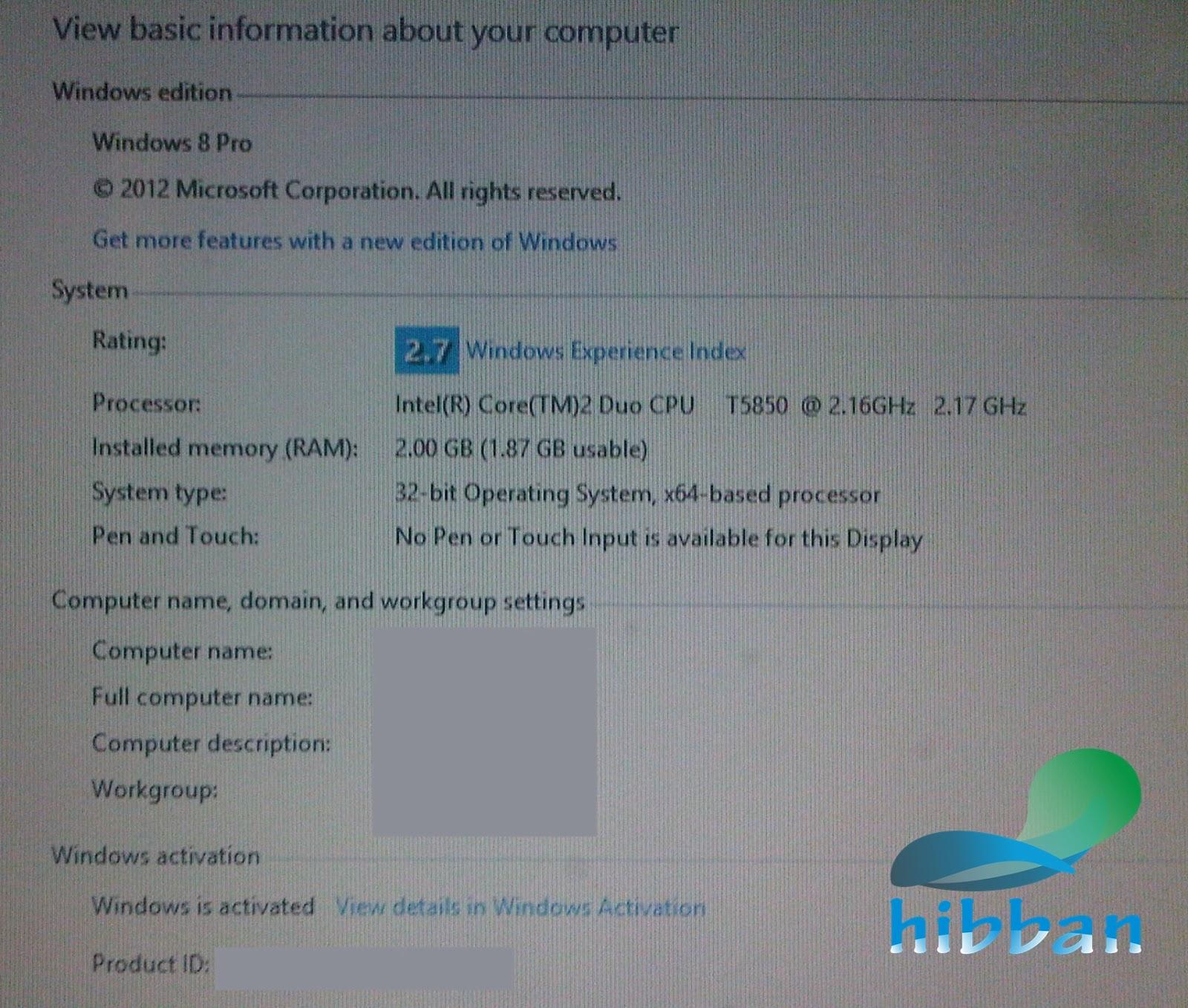 Install Windows 8 Pada Laptop Axioo Mnc Neon Cara