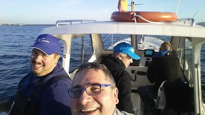 AJCL2875 - Embarcación Fondeada: Primer social de 2019