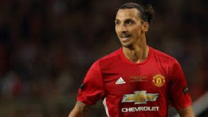 Ibrahimovic Voted December PFA Fans' EPL Player Of The Month