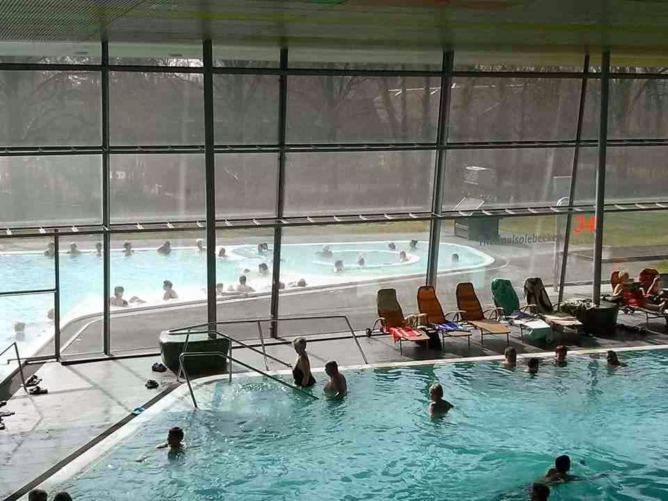 Entspannen in der Spreewald-Therme in Burg © Copyright Monika Fuchs, TravelWorldOnline
