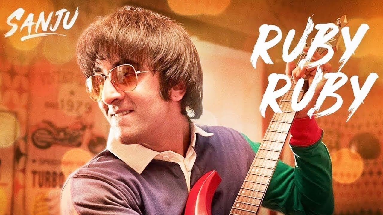 Ruby Ruby Sanju Guitar Chords Chordsguru