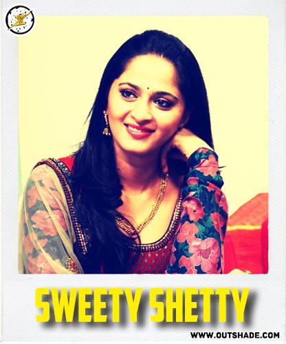 Sweety Shetty is the real name of Anushka Shetty