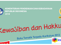 Download Materi Kelas 3 Tema 4 Kurikulum 2013 Revisi 2018