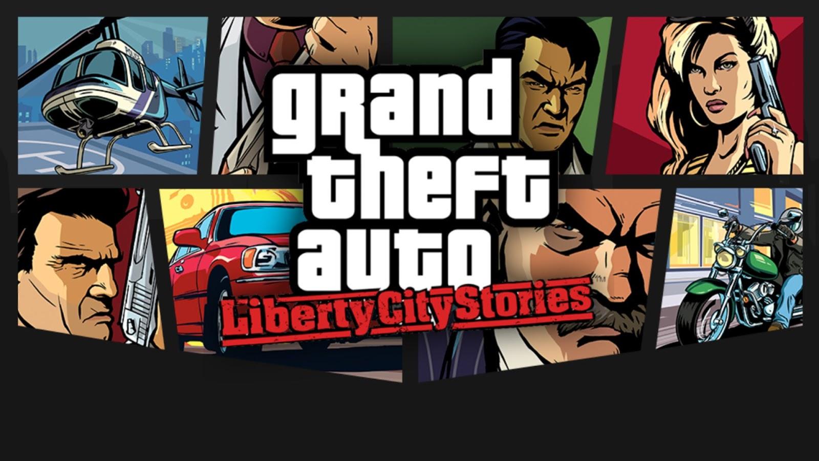 لعبة gta liberty city stories للكمبيوتر من ميديا فاير