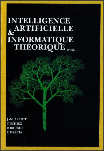 Livre : Intelligence artificielle et informatique théorique -  Jean-Marc Alliot