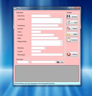 Download Aplikasi Perpustakaan Sekolah Gratis Format Terbaru