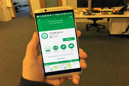 Trik Melacak Keberadaan Smartphone Android yang Hilang dengan IMEI
