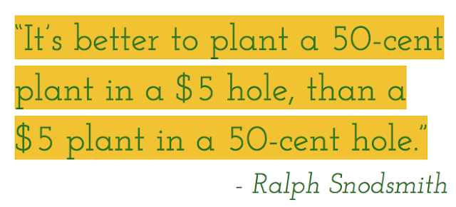 Ralph Snodsmith 5 Dollar hole