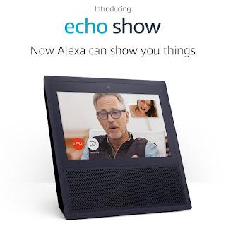 Amazon Echo Show, assistant, Alexa voice assistant
