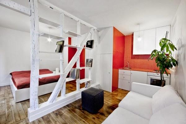 Ιδέες για διακόσμηση στούντιο-φοιτητικού σπιτιού