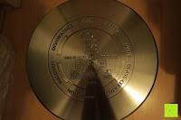 Boden: Edelstahl Induktion Kochtopf 20 Liter (Suppentopf mit Glasdeckel, großer Topf, 32 x 25 cm, Dampfloch)