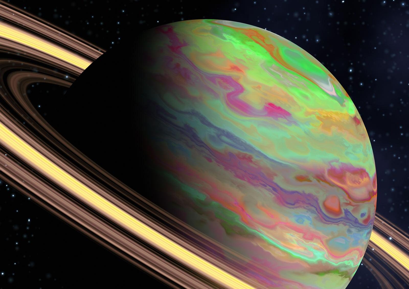 Desktop Backgrounds 4U: Planets