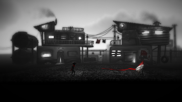 monochroma collectors edition pc screenshot www.ovagames.com 1 Puzzle Game Visual Basic