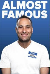 Watch Russell Peters: Almost Famous Online Free in HD