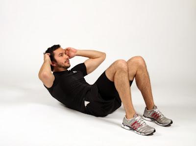 sit up mengecilkan perut buncit