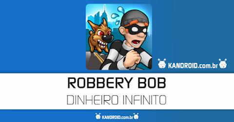 Robbery Bob v1.17 APK Mod (Dinheiro Infinito)