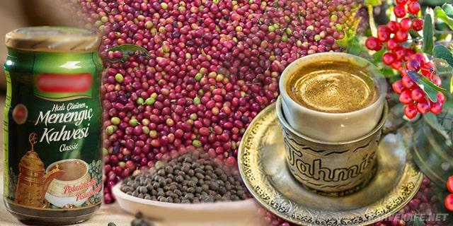 menengiç kahvesi nedir, nasıl yapılır