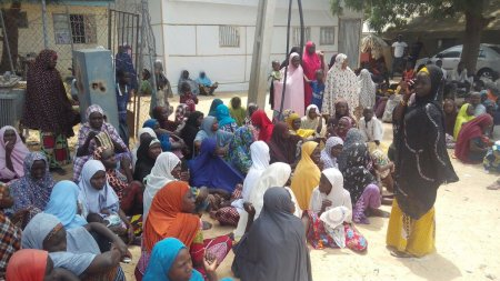 Image result for In Photos: Federal Government Begins Payment Of N5,000 To Extremely Poor Nigerians