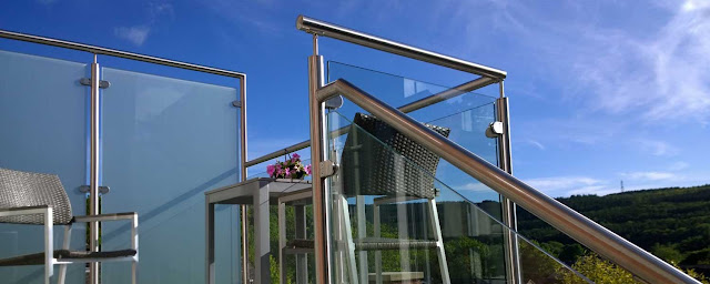 glass balustrade Adelaide