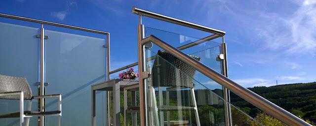 glass balustrade Adelaide