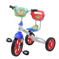 family f738 bmx baby tricycle