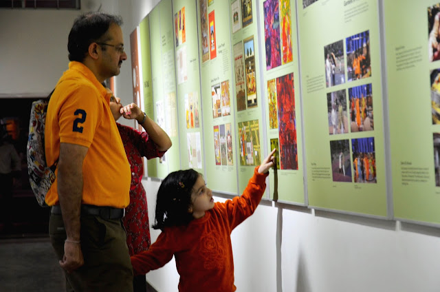 Tracing Narratives, a Travelling Exhibition Concludes in Bangalore