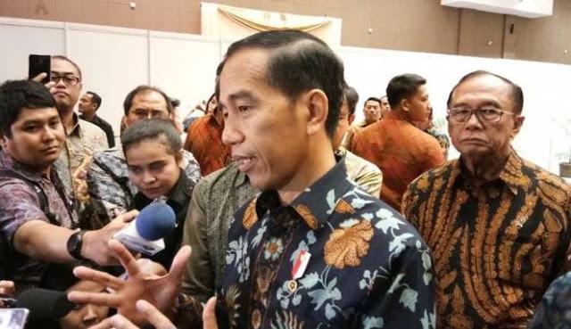 Jokowi: Sebagai Gubernur Saya Tidak Keluarkan Izin Reklamasi