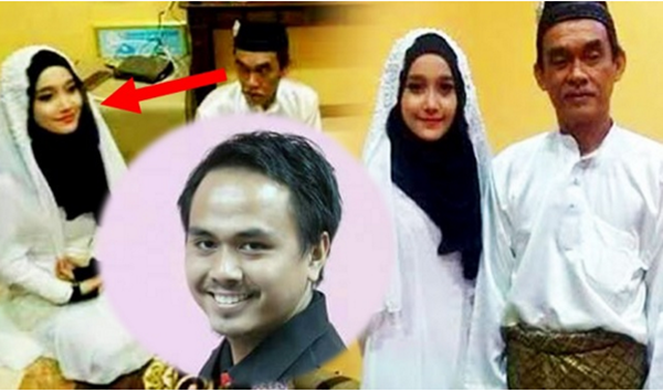 Remaja Kahwin Lelaki Tua Jadi Viral, Nasihat Brother Ini Buat Pengkritik FB Tersentap!!