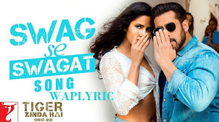 Swag Se Swagat Song Lyrics