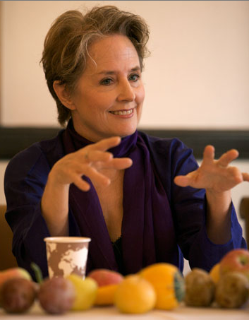 dinner with alice waters
