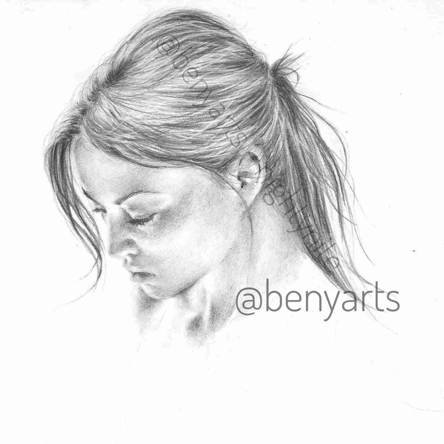 12-Quiet-contemplation-Benyarts-Drawing-Portraits-www-designstack-co