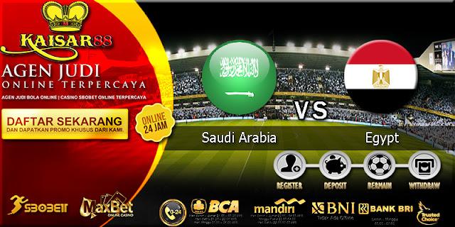 Prediksi Bola Jitu Saudi Arabia vs Egypt 25 Juni 2018