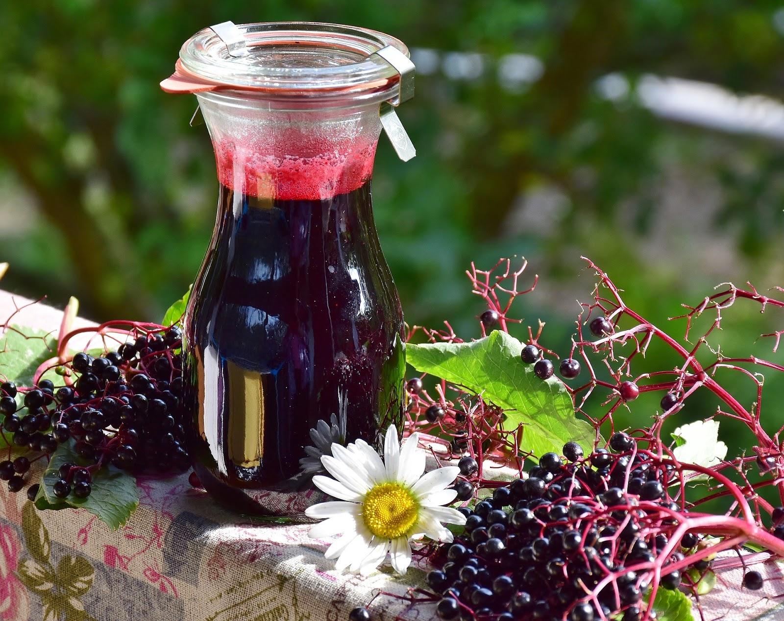 mürver şurubunun faydaları yan etkileri Bağışıklığınızı Arttırabilecek 10 Yiyecek