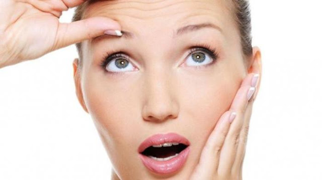 Penyebab kulit wajah lebih cepat keriput