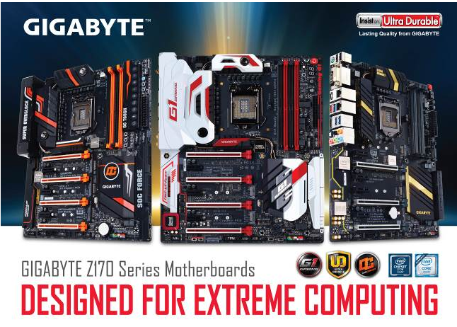Gigabyte Intel 6 series Drivers