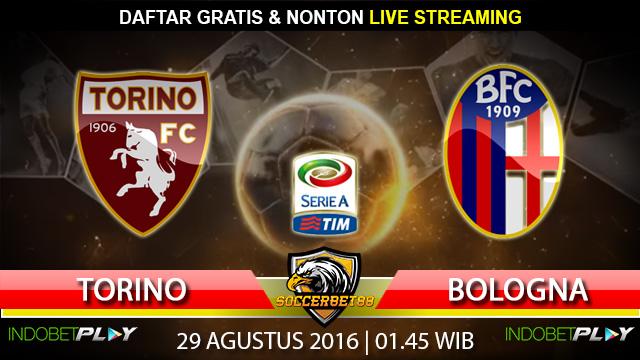 Prediksi Torino vs Bologna 29 Agustus 2016 (Liga Italia)
