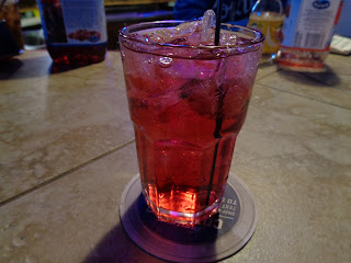Mindy's Cape Codder (or possibly Sea Breeze)