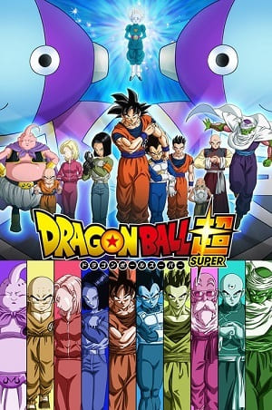 Dragon Ball Super - Todas as Temporadas poster e capa torrent download