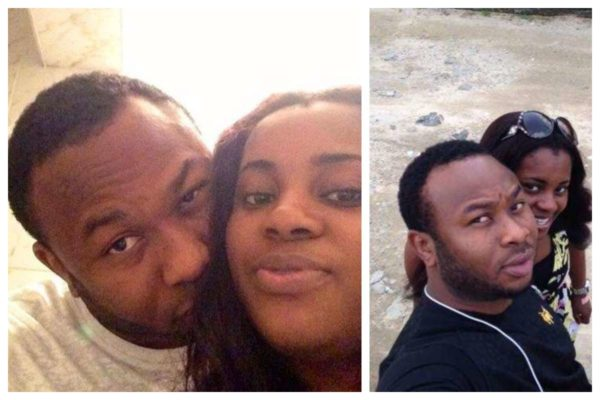 Lady calls out Tonto Dikeh's ex-husband, Churchil Olakunle on IG, describes him as the devil clothed in human skin