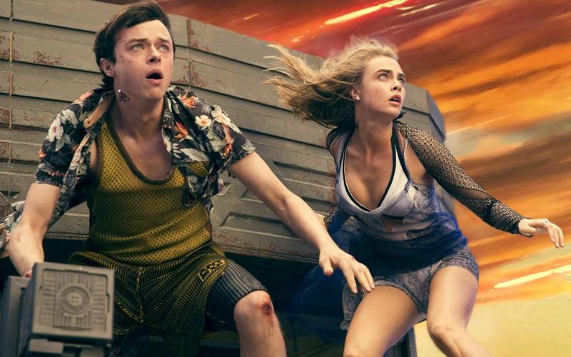 """Trailer de """"Valerian: E A Cidade Dos Mil Planetas"""" apresenta uma fascinante aventura espacial"""