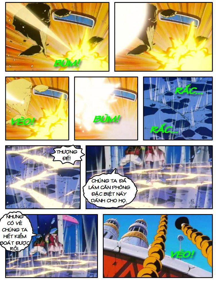 Dragon Ball GT chap 1 - Trang 6